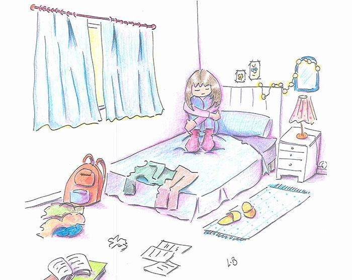Ansiedad y depresión niños y adolescentes