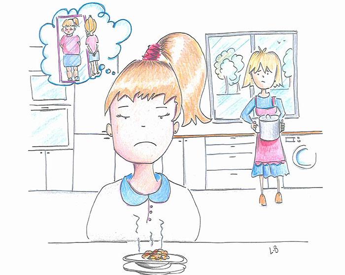 Trastornos de la conducta alimentaria (anorexia y bulimia)