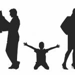 ¿Cómo afrontan los niños el divorcio?