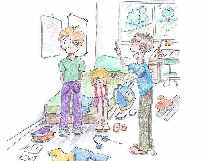 Problemas de conducta niños y adolescentes