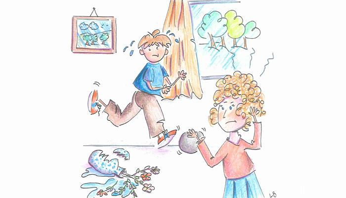 problema de atencion e hiperactividad (TDAH)