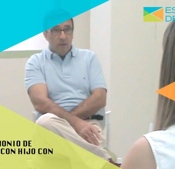TESTIMONIO DE UN PADRE CON UN HIJO CON TDAH