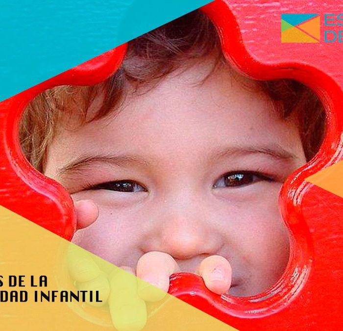 CLAVES DE LA FELICIDAD INFANTIL