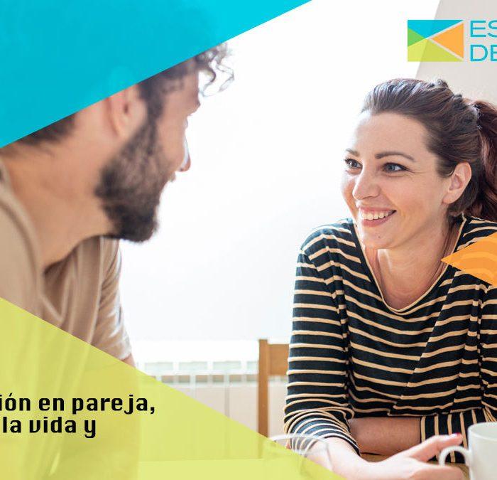 COMUNICACIÓN EN PAREJA, DEL PÁDEL A LA VIDA Y VICEVERSA
