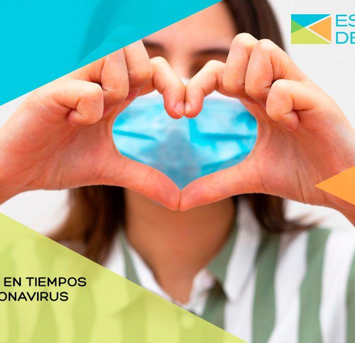 EL AMOR EN TIEMPOS DE COVID-19